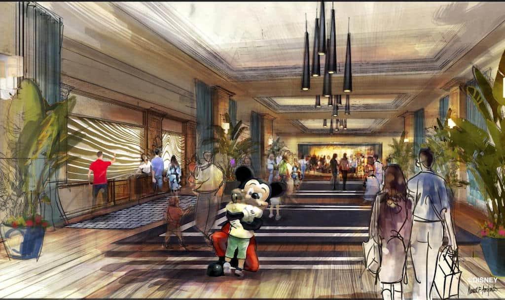 disneyland luxury 700 room resort