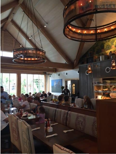Chef Art Smith Disney Springs Review
