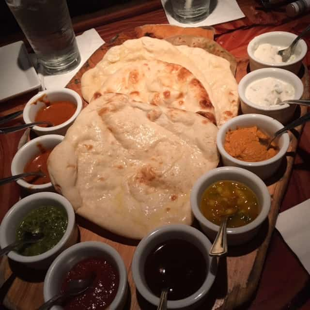 Sanna restaurant review at Disney World