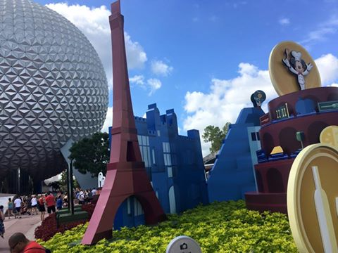 2016 food and wine festival at epcot