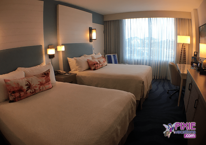 Sapphire Falls Room Review