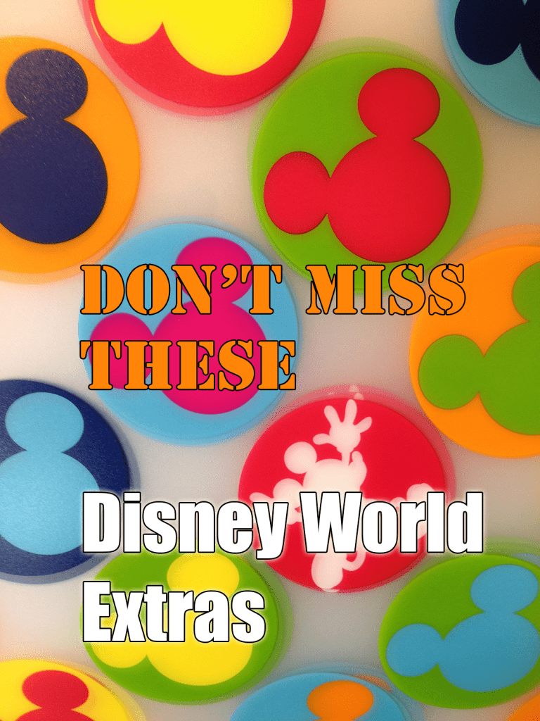 Disney World Extras, Extra special events at Disney World