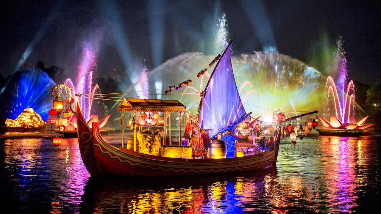 Rivers of Light - Review