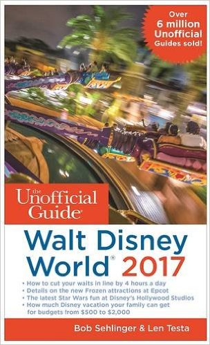 Best Disney World Guide Books