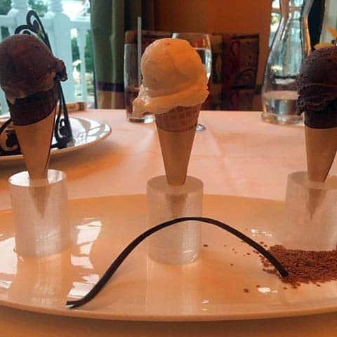 Disney World best dessert. Grand Floridian Resort desserts.