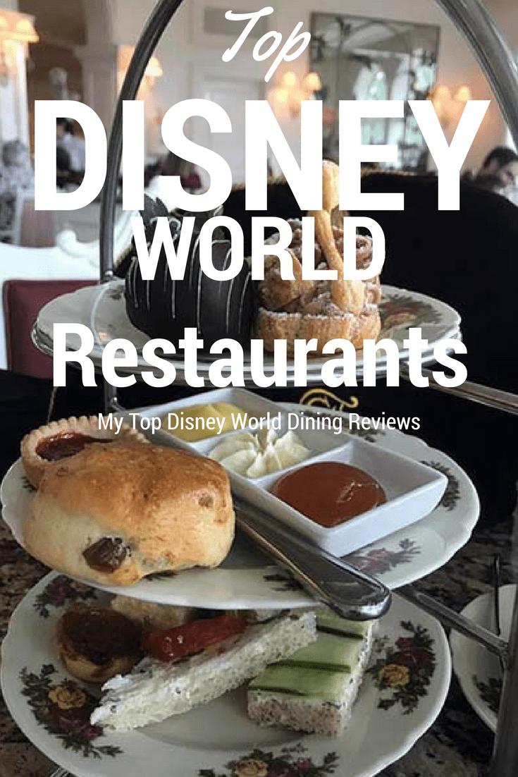 Top Disney World Dining