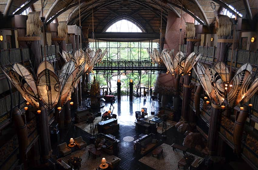 Disney Animal Kingdom Lodge Review