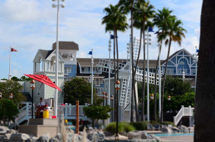 Disney's Beach Club Resort Review