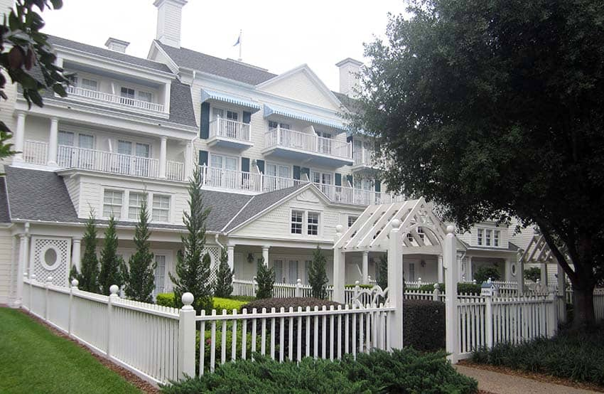 Disney Boardwalk Inn Review