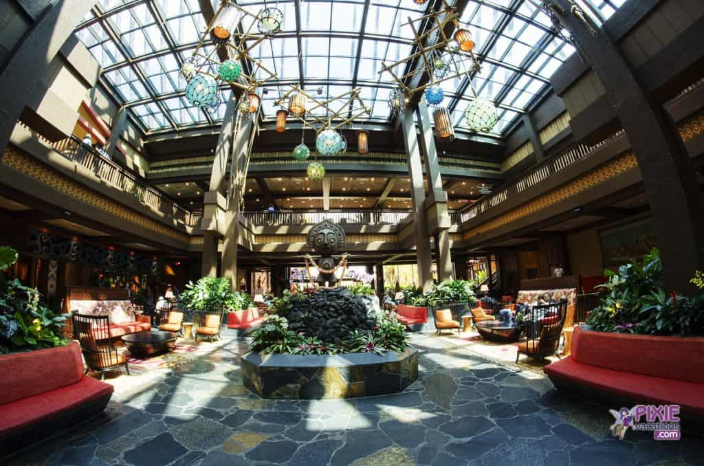 disney world polynesian resort