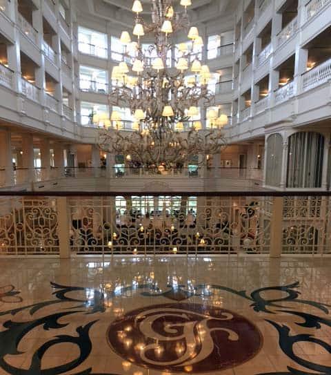 Disney World Grand Floridian Resort