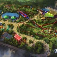 Toy Story Land at Disney Hollywood Studios