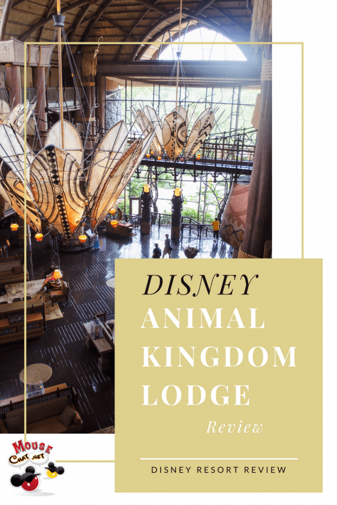 Animal Kingdom Lodge Jambo House Review