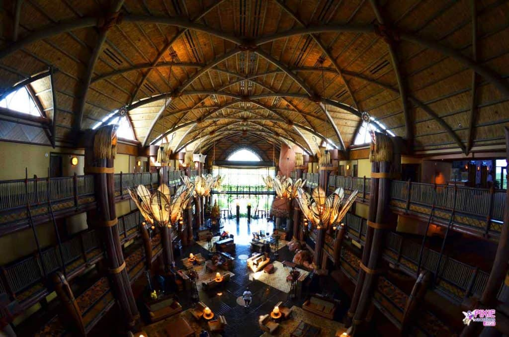 Disney Animal Kingdom Lodge Review - Jambo House Review