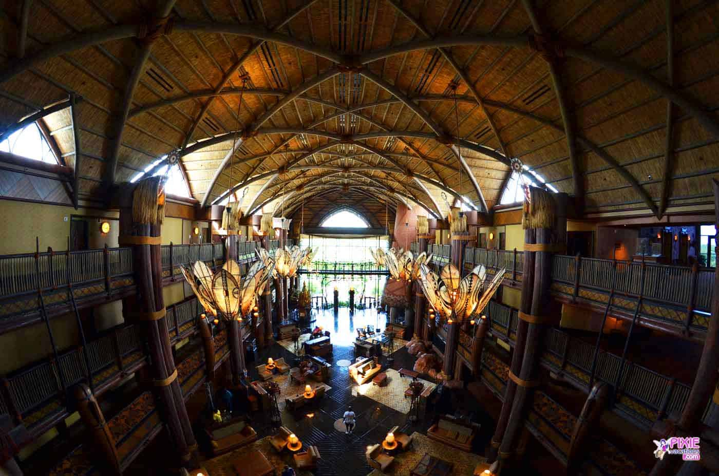 Disney World Animal Kingdom Lodge Review