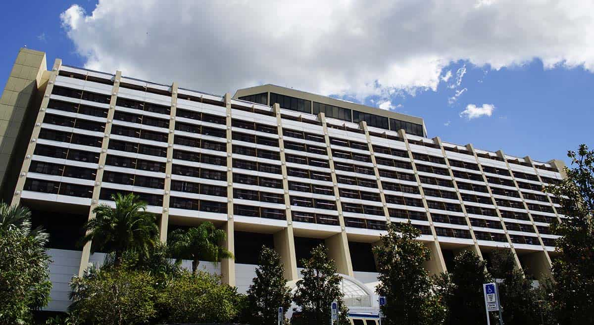 The Contemporary Resort at Walt Disney World