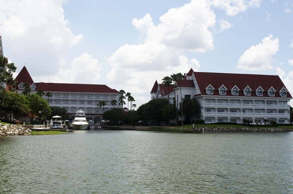 Lodge BVBuildings at the Grand Floridian at Walt Disney World