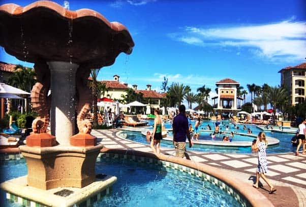 Pools at Beaches Resort