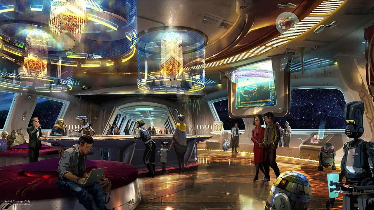 Star Wars Hotel at Disney