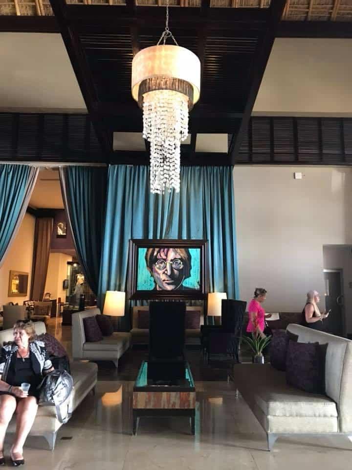 Hard Rock Punta Cana Lobby