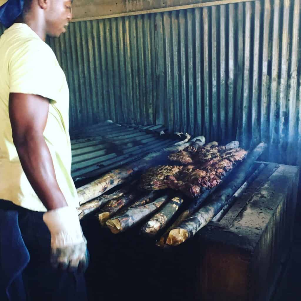Best Jerk Chicken in Jamaica