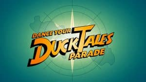 fandaze disneyland Paris Ducktales