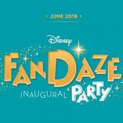 A sneak peak of Disney FanDaze at Disneyland Paris