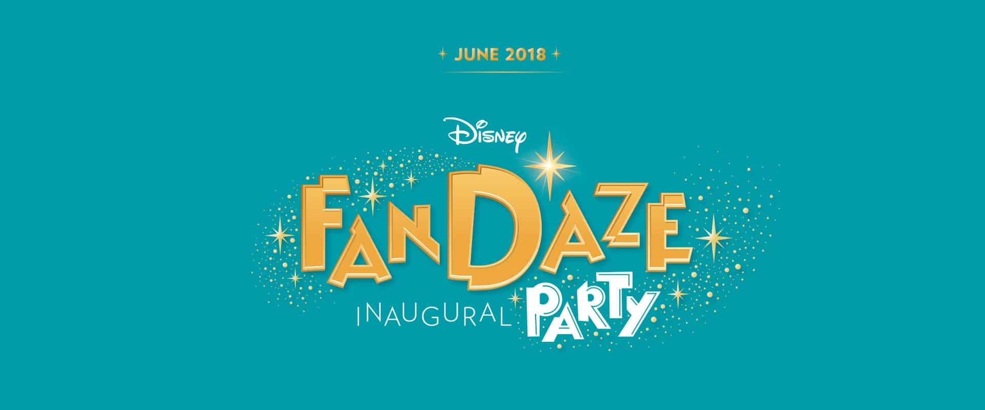 Disney FanDaze Party review, dates, book