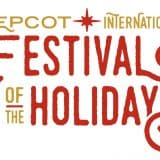 Epcot International Festival of the Holidays Podcast
