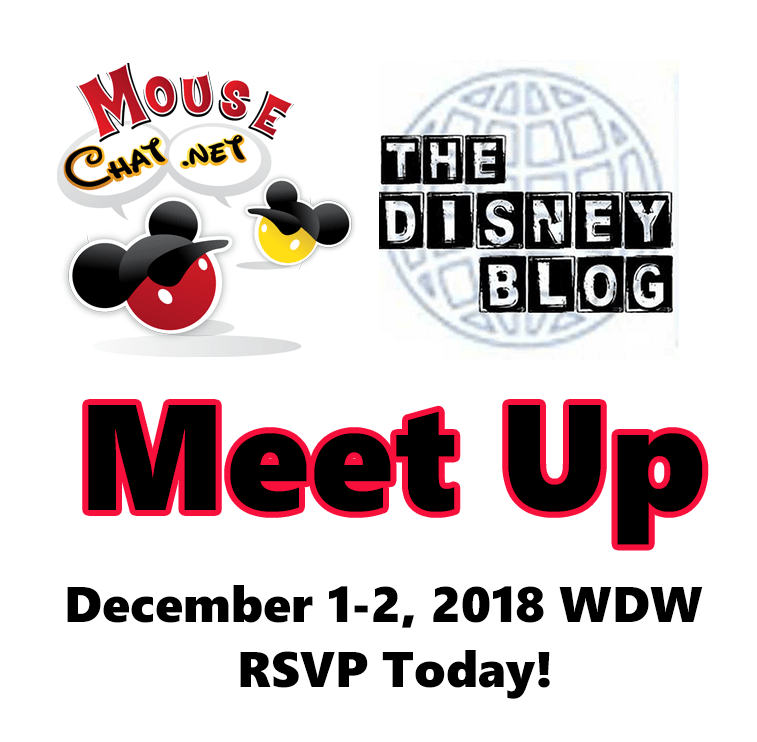 Mouse Chat, The Disney Blog Fan meet up at Disney World