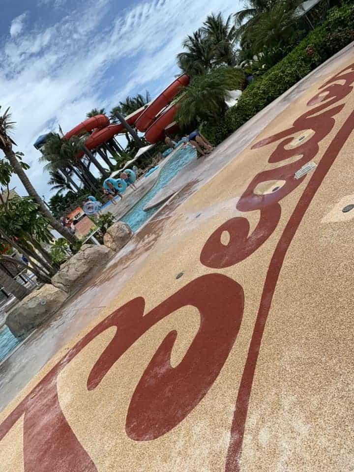 Beaches Resort waterpark