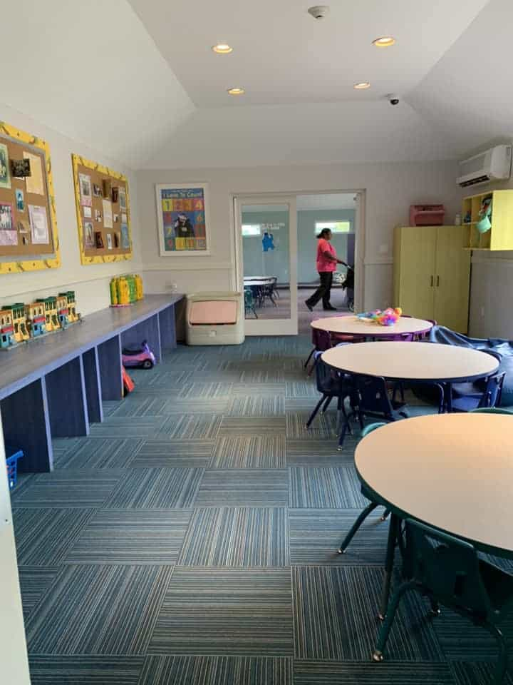 Beaches Resort Sesame Street kids areas, child care
