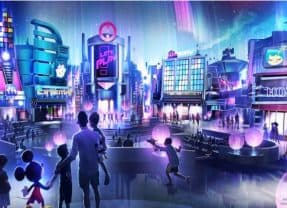 A New Epcot is coming