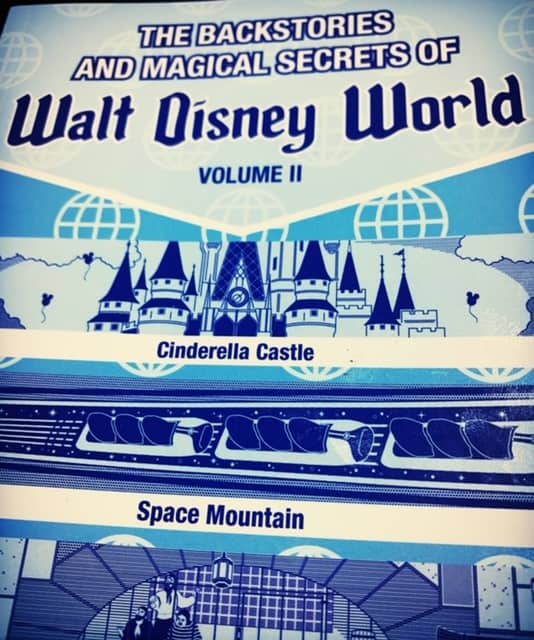 Walt Disney World Backstories Book