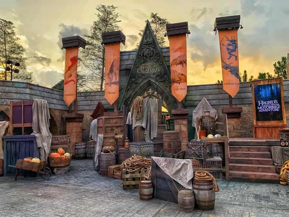 Hagrid's Opens at Universal Orlando and it's a great time to be a Theme Park Fan