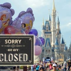 Every Disney Park is Closed