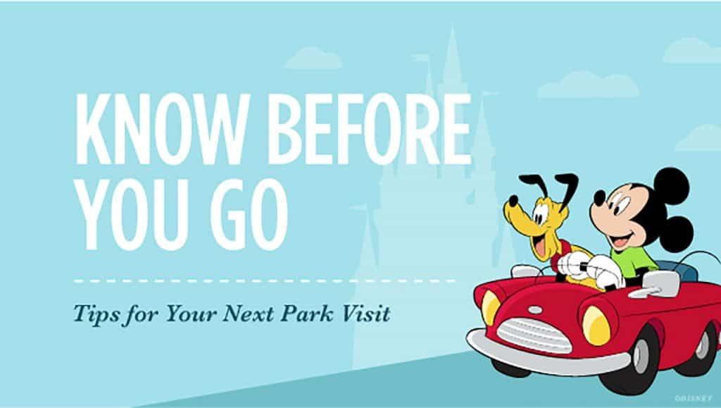 Disney World Florida Know before you go 2020 Covid 19